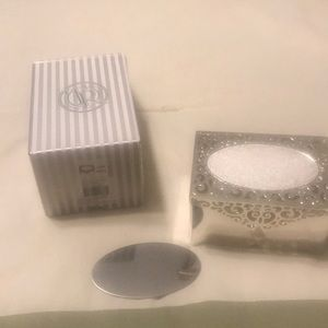 Things Remembered small jewelry box...brand new